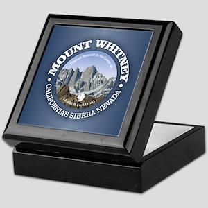 Mount Whitney Keepsake Box
