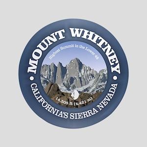 """Mount Whitney 3.5"""" Button"""