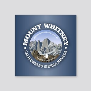 Mount Whitney Sticker