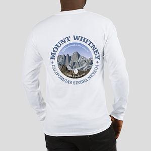 Mount Whitney Long Sleeve T-Shirt