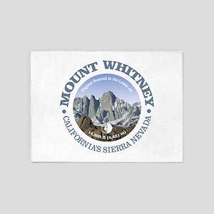 Mount Whitney 5'x7'Area Rug