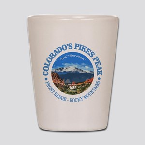 Pikes Peak Shot Glass