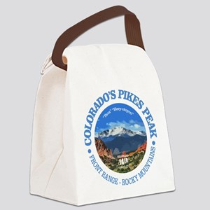 Pikes Peak Canvas Lunch Bag