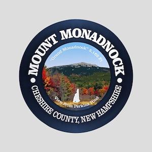 "Mount Monadnock 3.5"" Button"