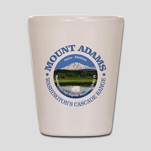 Mount Adams Shot Glass