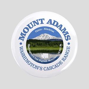 "Mount Adams 3.5"" Button"