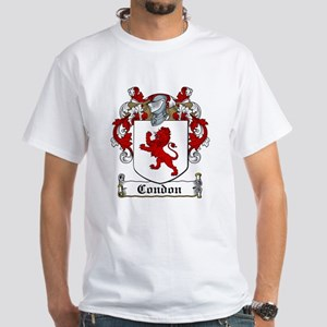 Condon Family Crest White T-Shirt