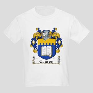 Conroy Family Crest Kids T-Shirt