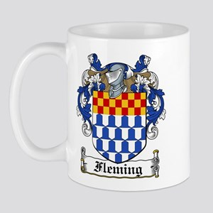 Fleming Family Crest Mug