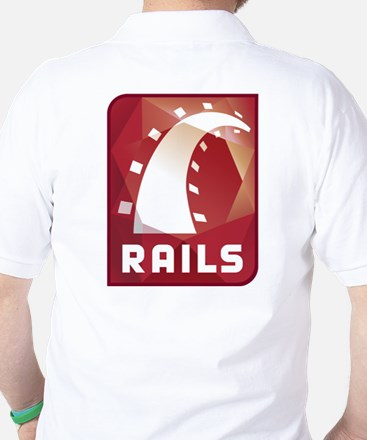 Ruby on Rails Golf Shirt