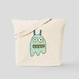 Murky Monster Tote Bag