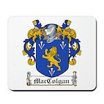 MacColgan Family Crest Mousepad