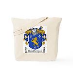 MacColgan Family Crest Tote Bag