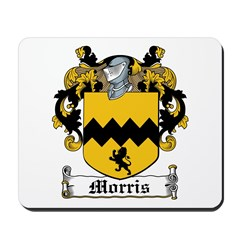 Morris Family Crest Mousepad