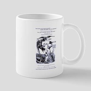 Abolitionist/Feminist cartoon Mug