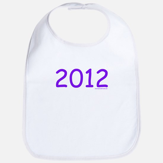 2012 Purple - Bib