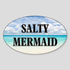 Umsted Design Salty Mermaid Sticker