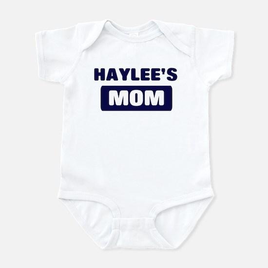 HAYLEE Mom Infant Bodysuit