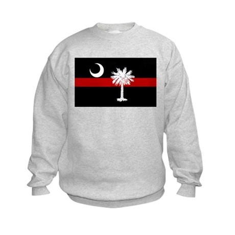 SC Fire Rescue Kids Sweatshirt