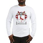 O'Cullinan Family Crest Long Sleeve T-Shirt