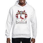 O'Cullinan Family Crest Hooded Sweatshirt