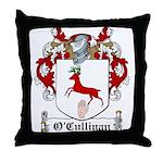 O'Cullinan Family Crest Throw Pillow