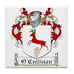 O'Cullinan Family Crest Tile Coaster