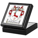 O'Cullinan Family Crest Keepsake Box
