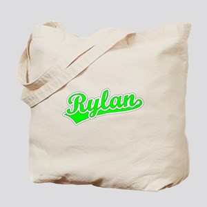 Retro Rylan (Green) Tote Bag