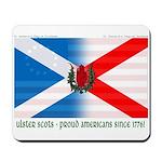 Ulster Scot American mousepad