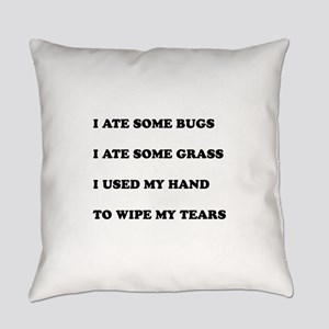 Umsted Design Nacho Libre Quotes Everyday Pillow