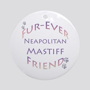 Neo Furever Ornament (Round)
