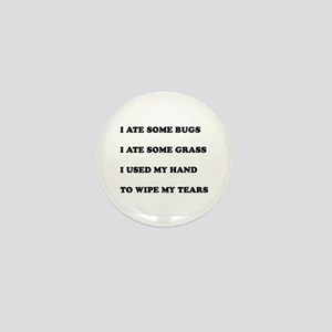 Umsted Design Nacho Libre Quotes Mini Button