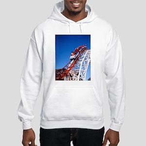 Rollercoaster Hooded Sweatshirt