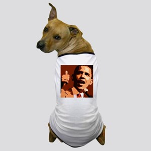 Two Thumbs Up Obama Dog T-Shirt