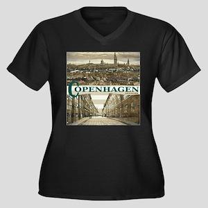 Copenhagen Plus Size T-Shirt