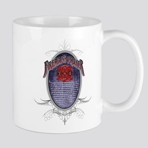 Umsted Design Personalized Firefighter's Pray Mugs