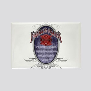 Umsted Design Personalized Firefighter's P Magnets