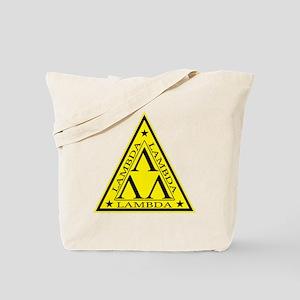 Lambda Lambda Lambda Tote Bag