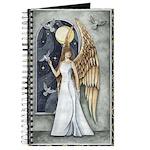 Dove Angel - Night Angel Notebook Journal