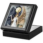 Dove Angel - Night Angel Keepsake Box