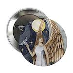 Dove Angel - Night Angel Button