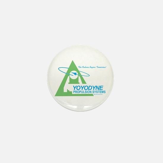 Yoyodyne Mini Button