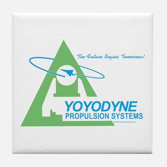 Yoyodyne Tile Coaster