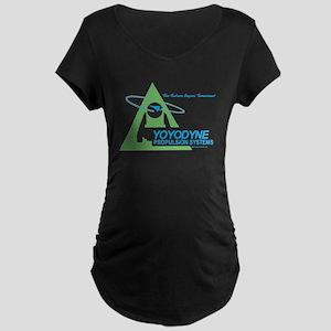 Yoyodyne Maternity Dark T-Shirt