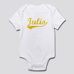 Vintage Julio (Orange) Infant Bodysuit