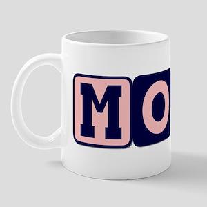 Mom Blocks Mug