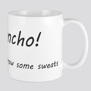 Umsted Design Nacho Libre Quotes Mugs