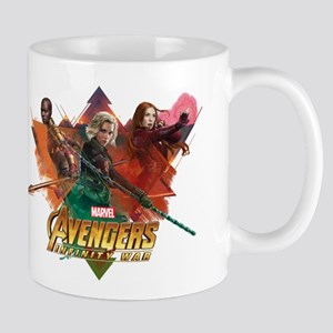 Avengers Infinity War Women 11 oz Ceramic Mug