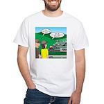 Jambo Food Distribution White T-Shirt